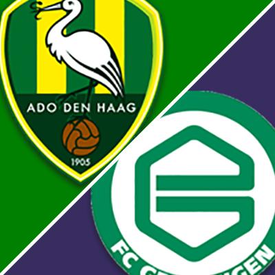 Den Haag And Groningen Draw