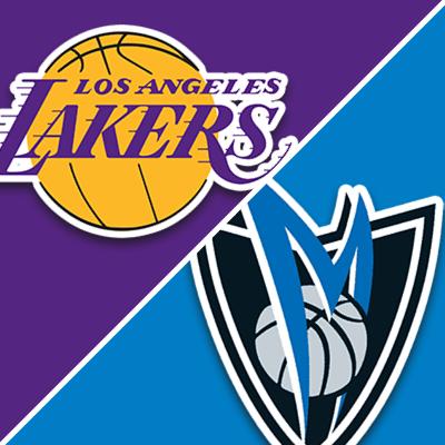 Lakers Beat Mavs 129 114
