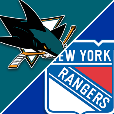 Rangers beat Sharks 3-2